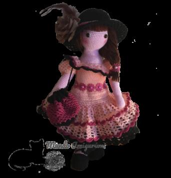Muñeca clásica Chepidol