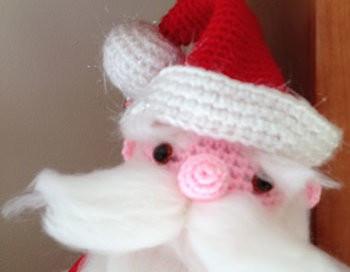 Santa Claus Sue Pendlenton