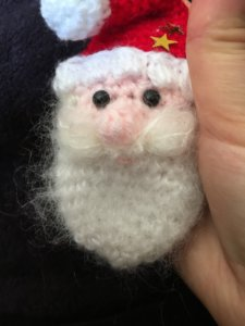 Cara Papa Noel/Santa Claus