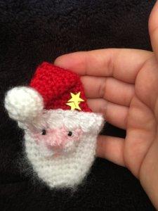 Cara Papa Noel o Santa