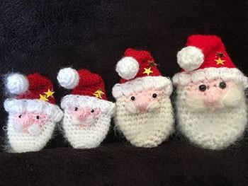 Cara papa Noel /Santa Claus