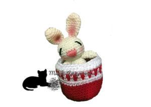 Mino conejito de Pascua