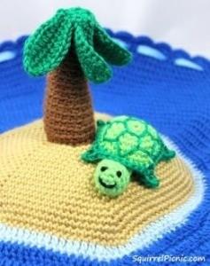 animales marinos tortuga