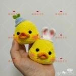 Cabezas de patos