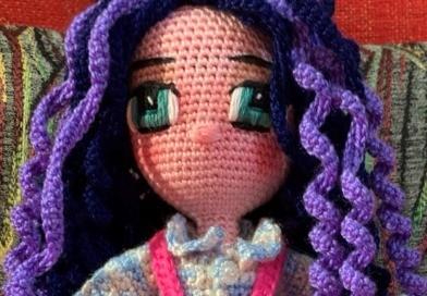muñeca Azul