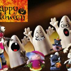 Carrusel Halloween