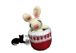 Mini Conejito de Pascua